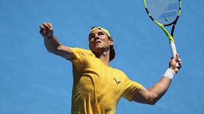 """Chi tiết Nadal - Verdasco: """"Bò tót"""" lâm nguy (KT) - 4"""