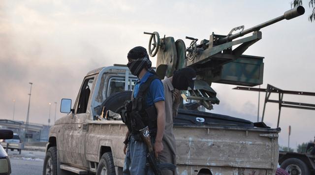 Mất Syria, IS sẽ đánh sang Israel - 1
