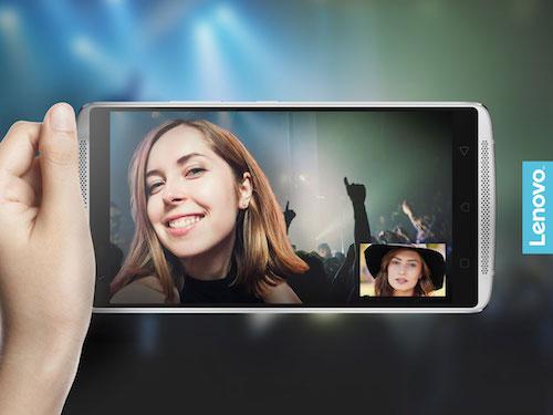 """Lenovo VIBE X3 chính thức trình làng: Camera 21 """"chấm"""" - 1"""