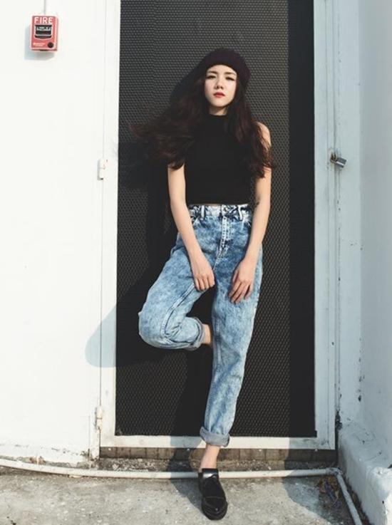 Em gái ca sĩ Phương Linh không 'đu bám' phong cách chị - 3