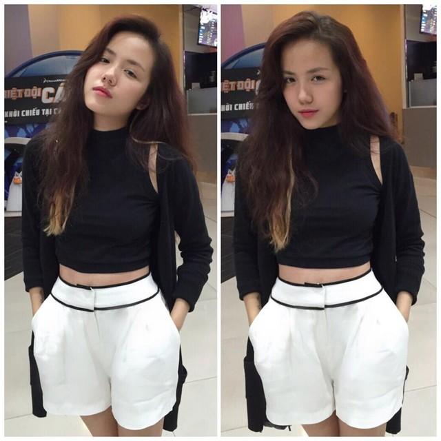 Em gái ca sĩ Phương Linh không 'đu bám' phong cách chị - 4