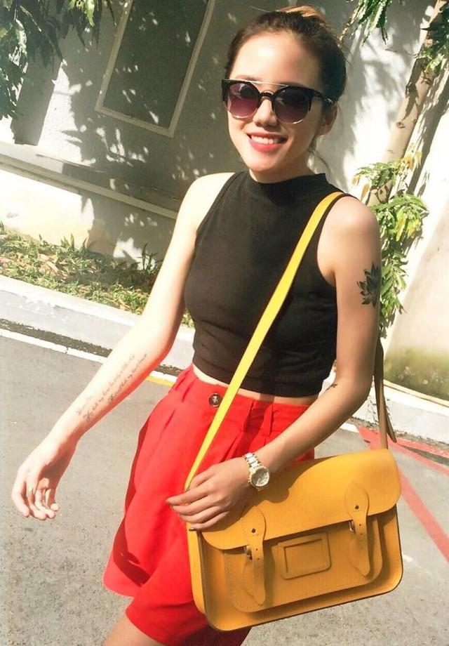 Em gái ca sĩ Phương Linh không 'đu bám' phong cách chị - 9