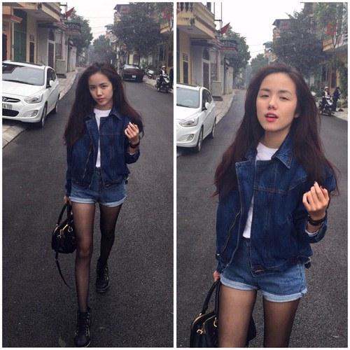 Em gái ca sĩ Phương Linh không 'đu bám' phong cách chị - 8