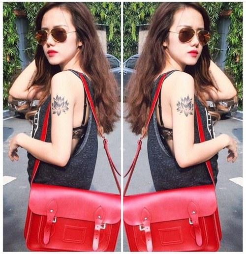 Em gái ca sĩ Phương Linh không 'đu bám' phong cách chị - 12