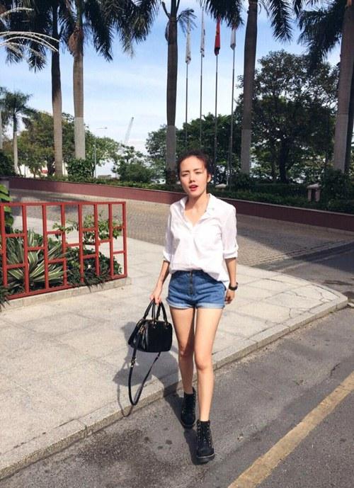 Em gái ca sĩ Phương Linh không 'đu bám' phong cách chị - 13