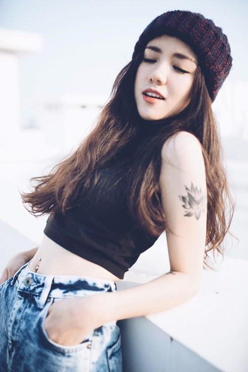 Em gái ca sĩ Phương Linh không 'đu bám' phong cách chị - 14