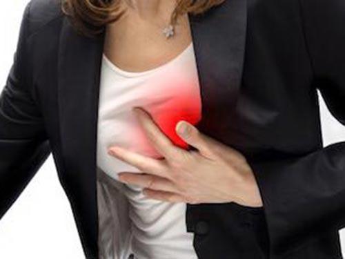 Bỗng nhiên đau nhói ở ngực, bạn có thể bị bệnh gì? - 1