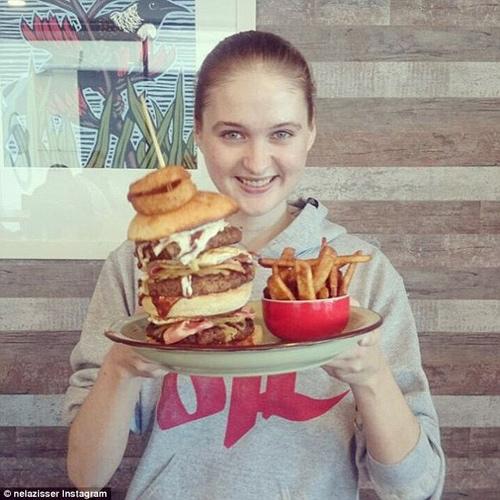 Hoa hậu New Zealand ăn hàng cân bánh, bơ vẫn thon gọn - 8