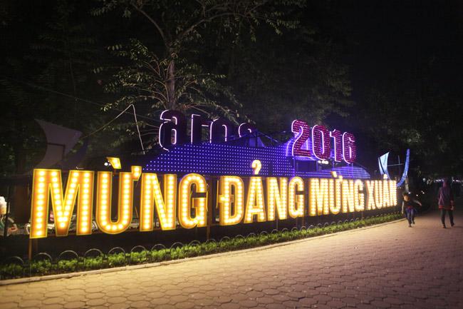 Ảnh: Thủ đô tràn ngập sắc màu đón năm mới - 16
