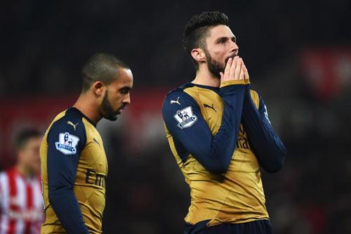 Arsenal chưa sẵn sàng trở thành nhà vô địch nước Anh - 1