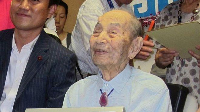 Cụ ông già nhất thế giới qua đời - 1