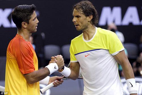 Thua Verdasco, Nadal chịu dư chấn tâm lý mạnh - 2