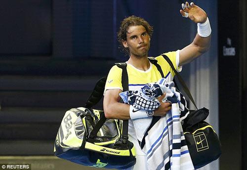 Thua Verdasco, Nadal chịu dư chấn tâm lý mạnh - 1