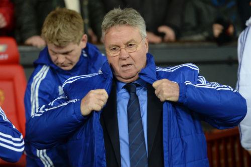 Chelsea: Chỉ có Hiddink là người thức thời - 1