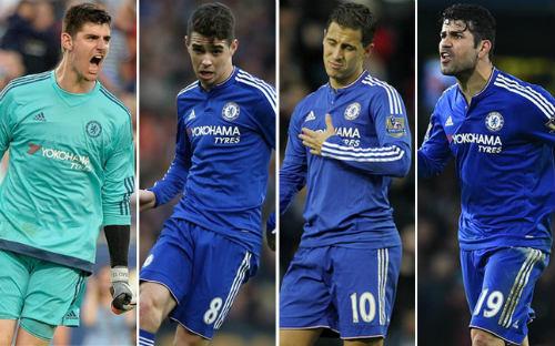 "Chelsea sắp mất 4 sao bự, chi ""khủng"" cho Higuain - 2"