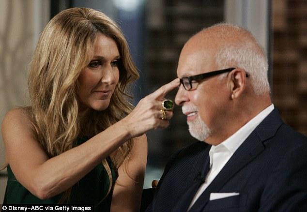 Celine Dion phủ nhận sẽ hát trong đám tang của chồng - 1