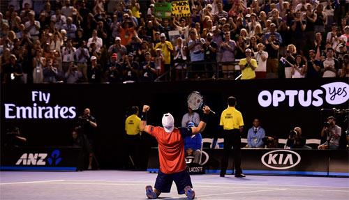 Australian Open ngày 2: Wawrinka, Ferrer tiến bước - 3