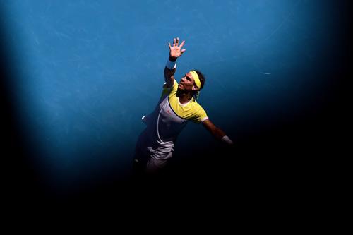 Australian Open ngày 2: Wawrinka, Ferrer tiến bước - 7