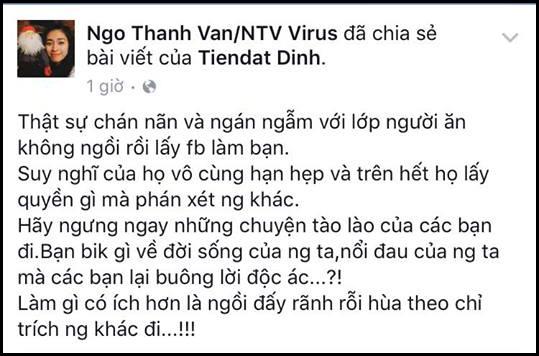 Sao Việt bênh vực Hari Won trước 'bão dư luận' - 3