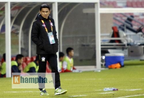 Thái Lan ngẩng cao đầu rời VCK U23 châu Á - 2