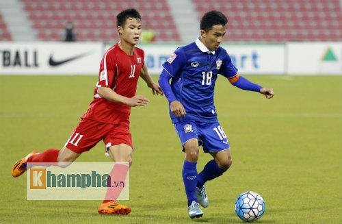 Thái Lan ngẩng cao đầu rời VCK U23 châu Á - 6
