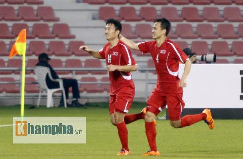 Thái Lan ngẩng cao đầu rời VCK U23 châu Á - 3