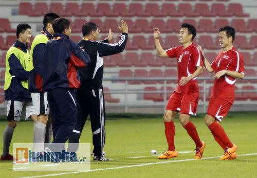 Thái Lan ngẩng cao đầu rời VCK U23 châu Á - 4