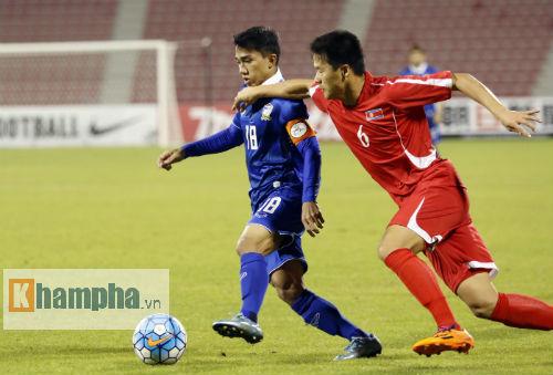 Thái Lan ngẩng cao đầu rời VCK U23 châu Á - 5
