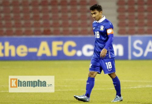Thái Lan ngẩng cao đầu rời VCK U23 châu Á - 7