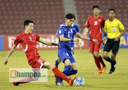 Thái Lan ngẩng cao đầu rời VCK U23 châu Á - 8