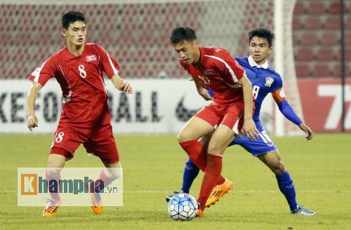 Thái Lan ngẩng cao đầu rời VCK U23 châu Á - 9