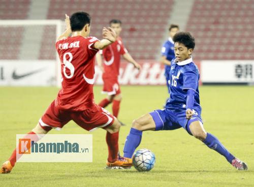 Thái Lan ngẩng cao đầu rời VCK U23 châu Á - 1