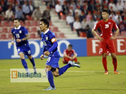 Thái Lan ngẩng cao đầu rời VCK U23 châu Á - 11