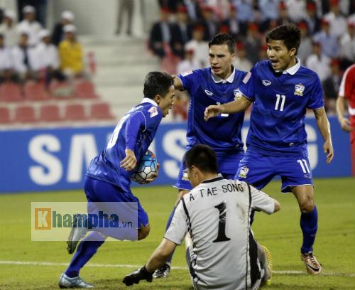 Thái Lan ngẩng cao đầu rời VCK U23 châu Á - 12