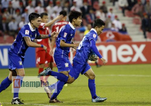 Thái Lan ngẩng cao đầu rời VCK U23 châu Á - 13