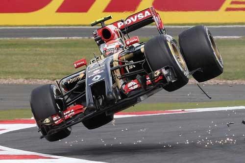 "F1: Renault sẽ đuổi ""kẻ phá hoại"" Maldonado - 3"