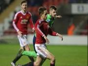Bóng đá - Trở lại MU, Januzaj tỏa sáng ở đội… U21