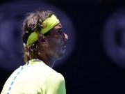 """Thể thao - Chi tiết Nadal - Verdasco: """"Bò tót"""" lâm nguy (KT)"""