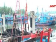 Video An ninh - 2 tàu bốc cháy trong đêm, cả cảng cá suýt bị thiêu rụi