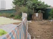 Thị trường - Tiêu dùng - Hãi hùng cảnh chế biến mứt Tết lộ thiên sát nhà vệ sinh