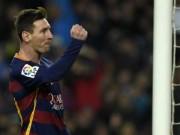 Bóng đá Ngoại hạng Anh - Đêm mưa ẩm ướt ở Stoke cũng không thể cản Messi