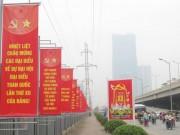 Tin tức Việt Nam - Sẵn sàng khai mạc Đại hội Đảng