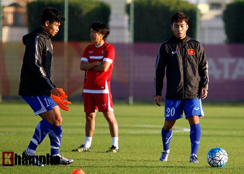 U23 Việt Nam: HLV Miura muốn Đông Triều...ghi bàn - 1