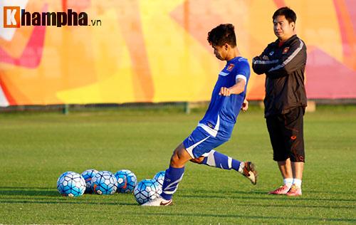 U23 Việt Nam: HLV Miura muốn Đông Triều...ghi bàn - 7