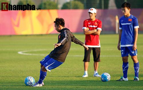 U23 Việt Nam: HLV Miura muốn Đông Triều...ghi bàn - 5