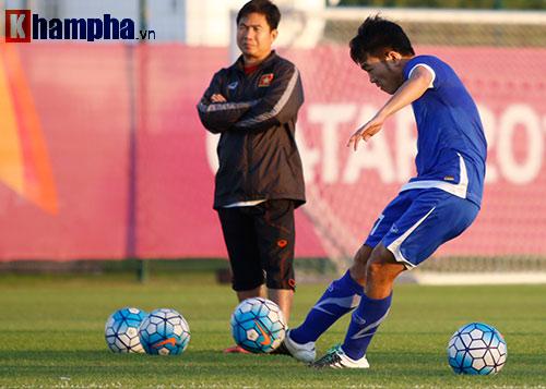 U23 Việt Nam: HLV Miura muốn Đông Triều...ghi bàn - 4