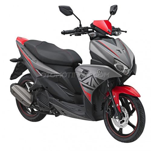 Yamaha Aerox 125LC - 1