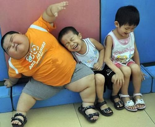 Trẻ bị tăng huyết áp do thừa cân, béo phì - 1