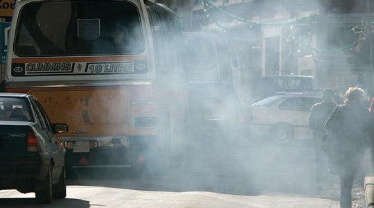 Ô nhiễm giao thông tăng nguy cơ hiếm muộn - 1