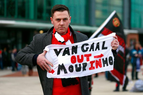 MU: Van Gaal và kế hoạch rút lui trong danh dự - 2